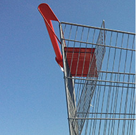 [Part of a shopping cart]